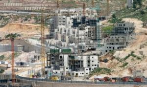 Illegal Israeli Settlment via Magnus Johansson/Maan Images via IMEMC