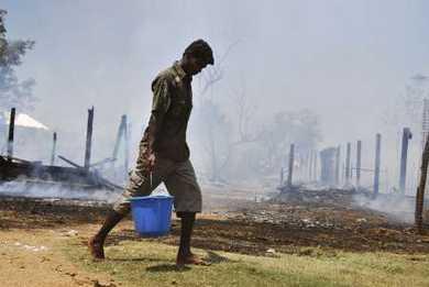 Tamil Refuge via Reuters