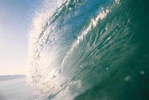 Wave via andersunny
