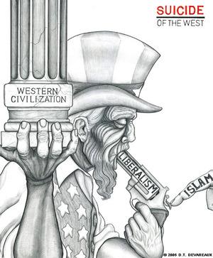 Defamation of Islam Cartoon via Atlasshurgs