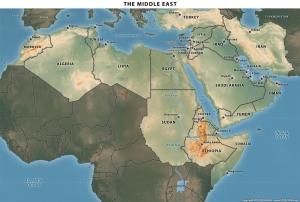 Map via stratfor