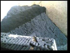 green charcoal via pronatura