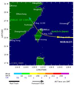 Typhoon Morakat